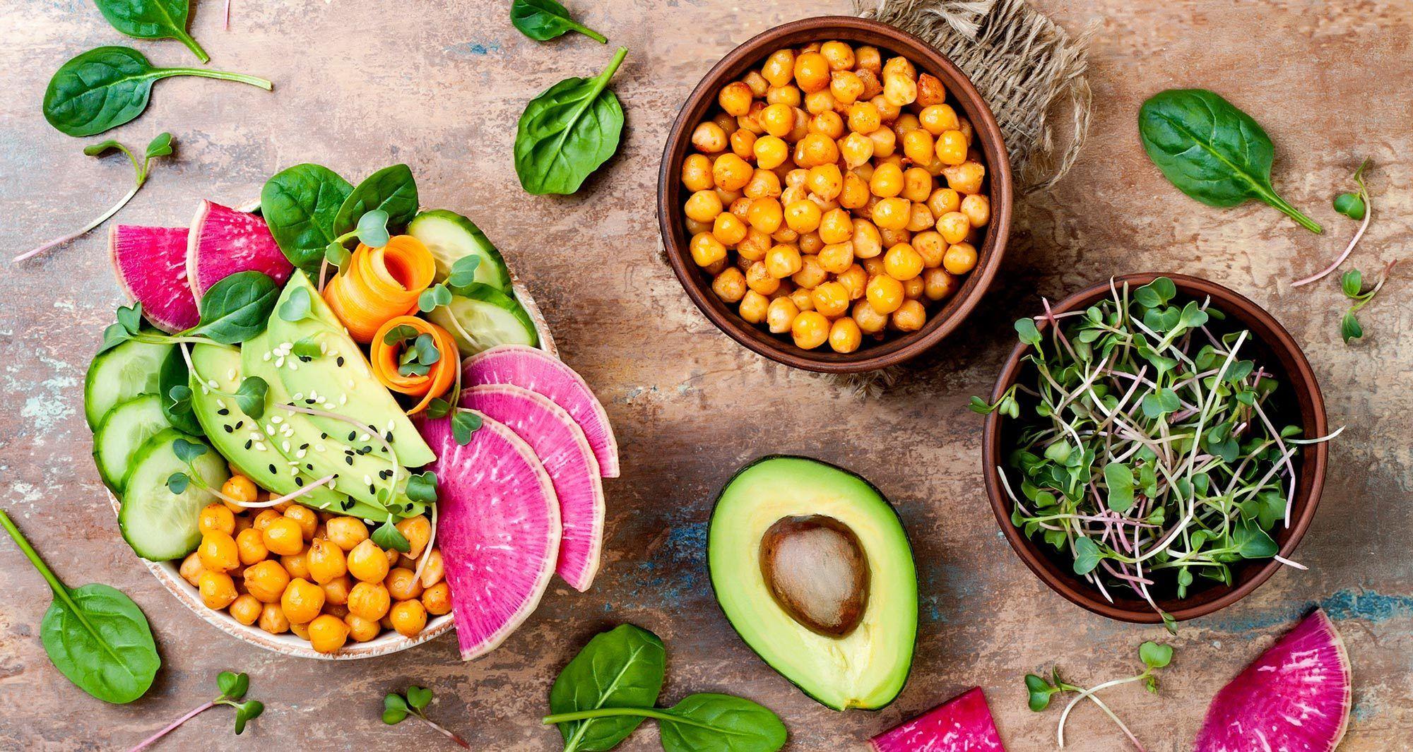 Top Nutrient Sources for Vegans