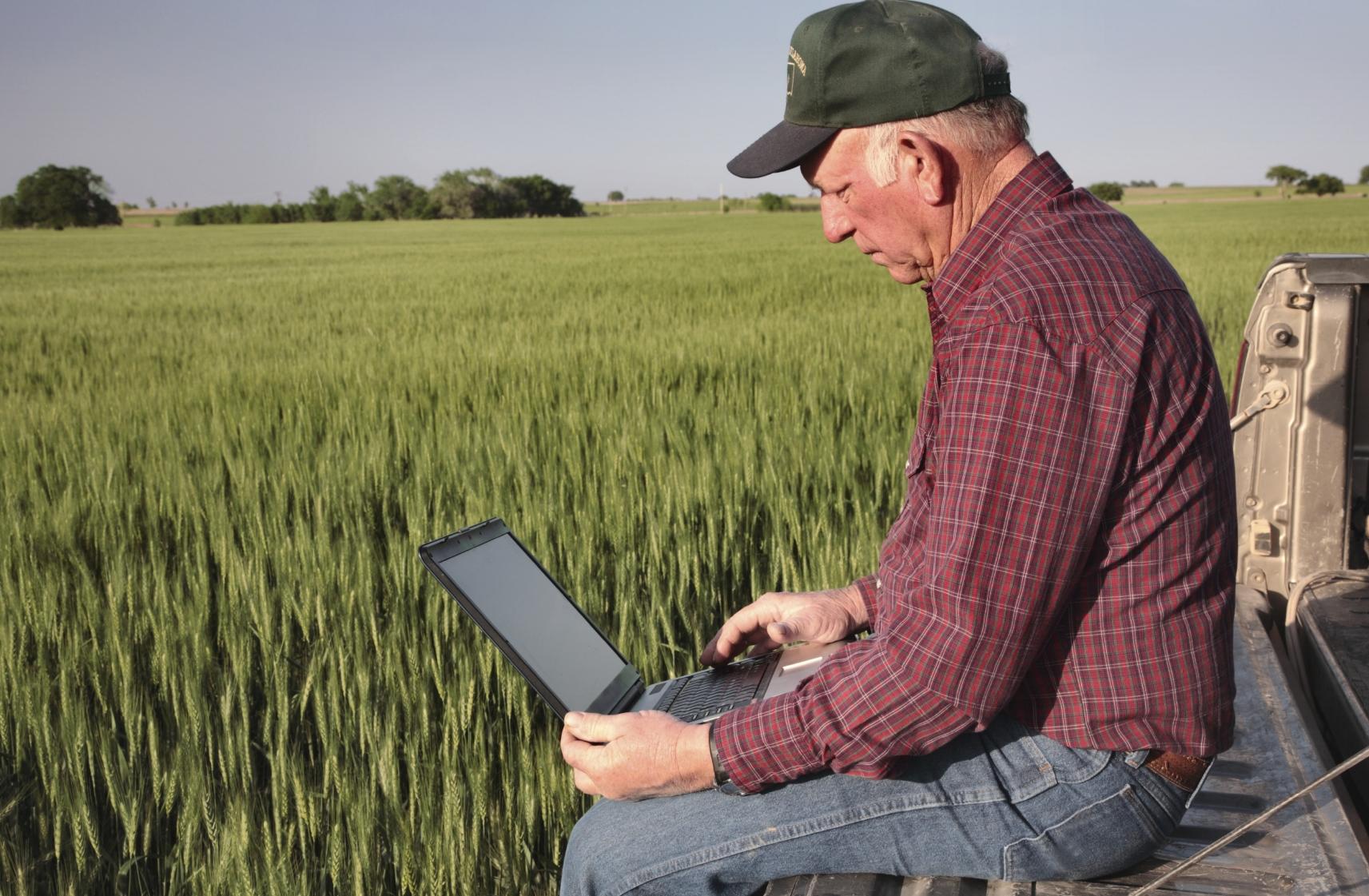 Acquire the agronomics knowledge