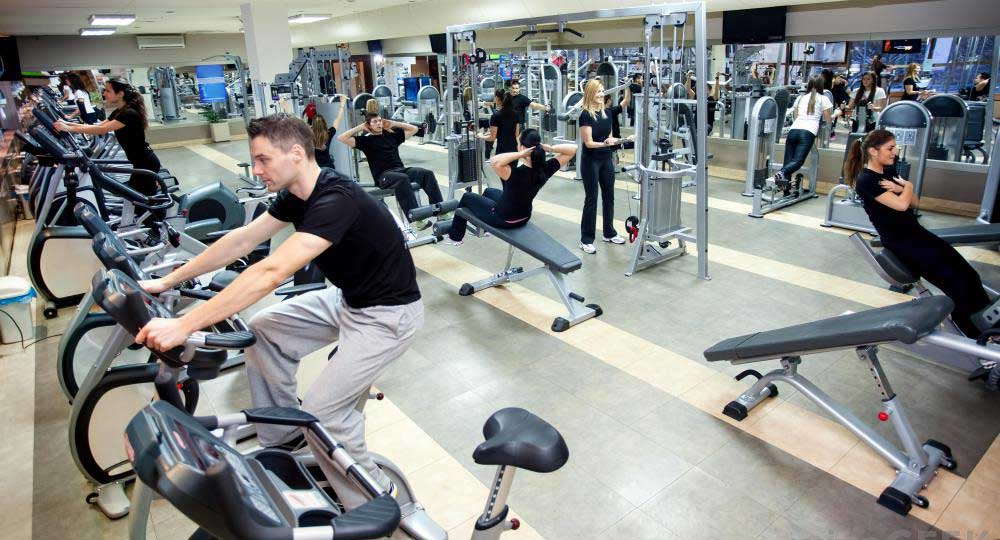 Different Types of Exercise Bike
